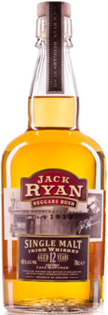 Jack Ryan Irish Whiskey Single Malt 12 Year 750ml